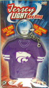 NCAA - Kansas State Wildcats - Keychains & Lanyards