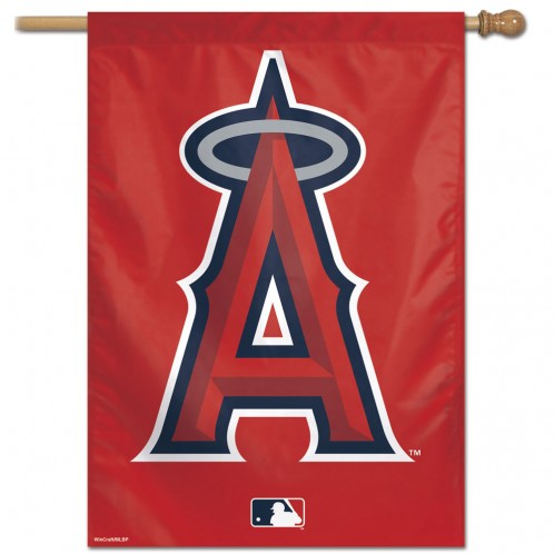 Los Angeles Angels of Anaheim Banner 28x40