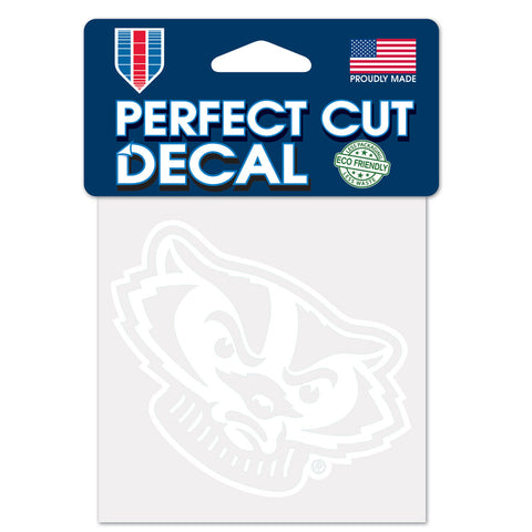 NCAA - Wisconsin Badgers - Decals Stickers Magnets