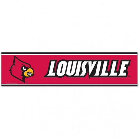 NCAA - Louisville Cardinals - Decals Stickers Magnets
