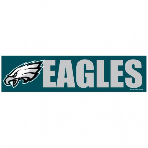 Philadelphia Eagles Decal Bumper Sticker
