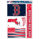 Boston Red Sox Decal 11x17 Ultra