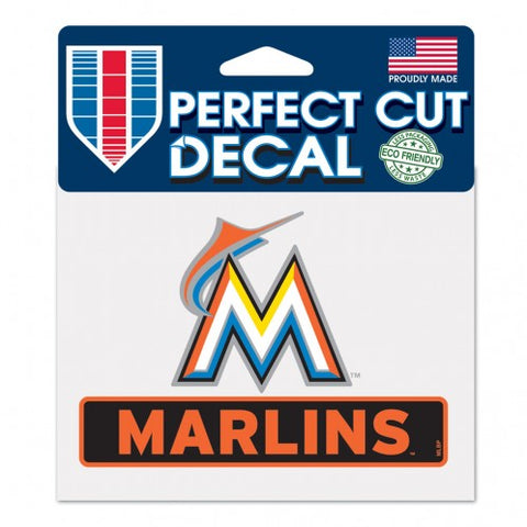 MLB - Miami Marlins - Decals Stickers Magnets