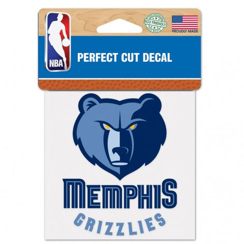 NBA - Memphis Grizzlies - Decals Stickers Magnets