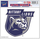 Penn State Nittany Lions Decal 5x6 Ultra Color