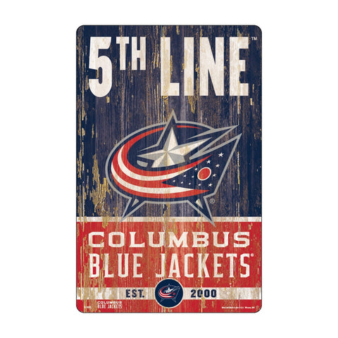 NHL - Columbus Blue Jackets - Signs