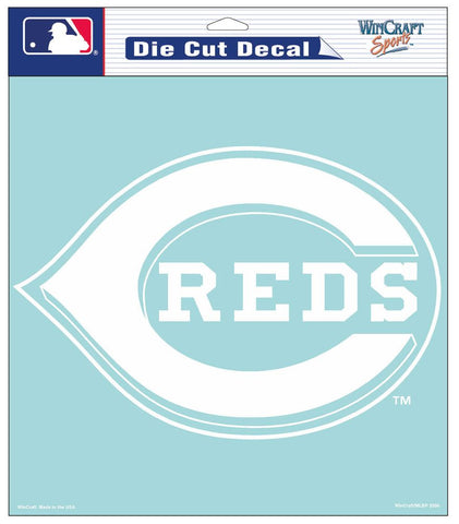 MLB - Cincinnati Reds - Decals Stickers Magnets