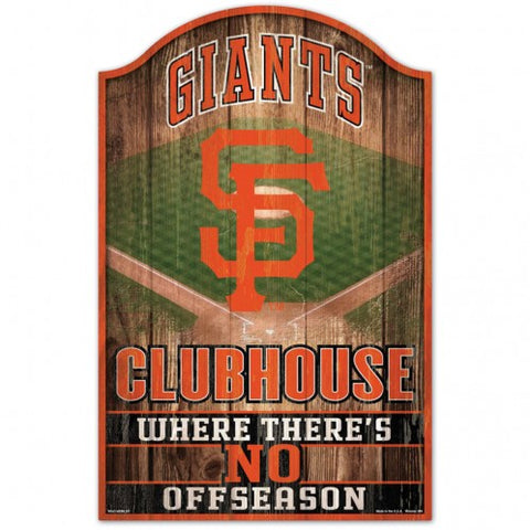 MLB - San Francisco Giants - Signs
