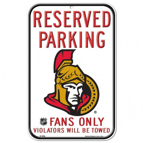 NHL - Ottawa Senators - Signs