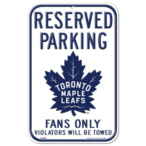 NHL - Toronto Maple Leafs - Signs