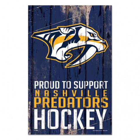 NHL - Nashville Predators - Signs