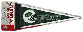 New York Jets Mini Pennant 12x30
