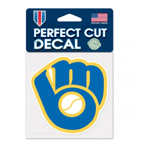 MLB - Milwaukee Brewers - Decals Stickers Magnets