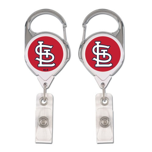 St. Louis Cardinals Retractable Premium Badge Holder