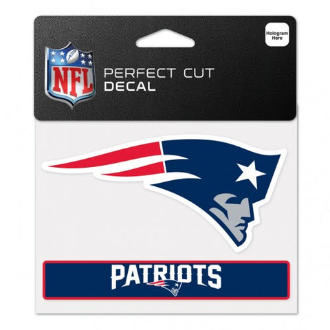 NFL - New England Patriots - Decals Stickers Magnets