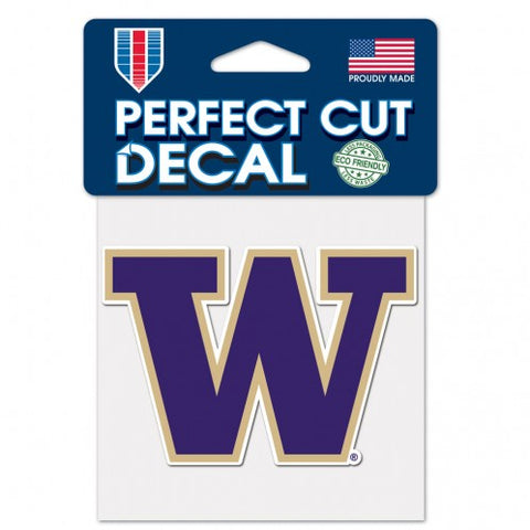 NCAA - Washington Huskies - Decals Stickers Magnets