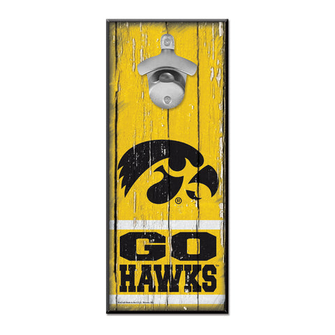 NCAA - Iowa Hawkeyes - Signs