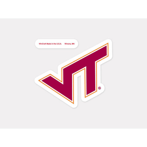 NCAA - Virginia Tech Hokies - Decals Stickers Magnets