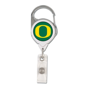 Oregon Ducks Retractable Premium Badge Holder