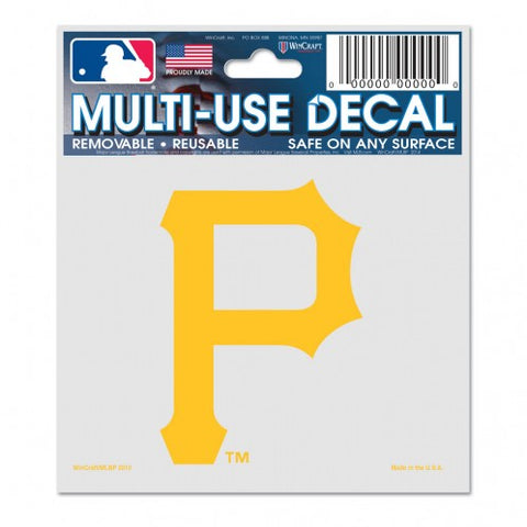 MLB - Pittsburgh Pirates - Decals Stickers Magnets