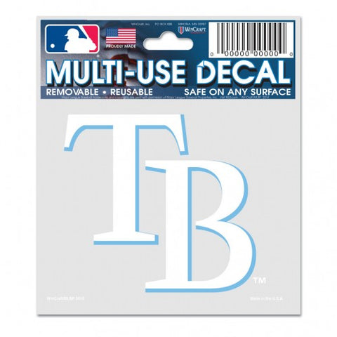 MLB - Tampa Bay Rays - Decals Stickers Magnets