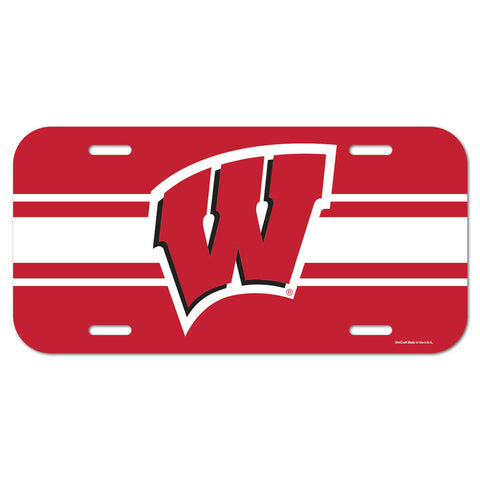 NCAA - Wisconsin Badgers - Automotive Accessories