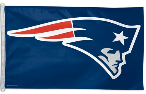 New England Patriots Flag 3x5