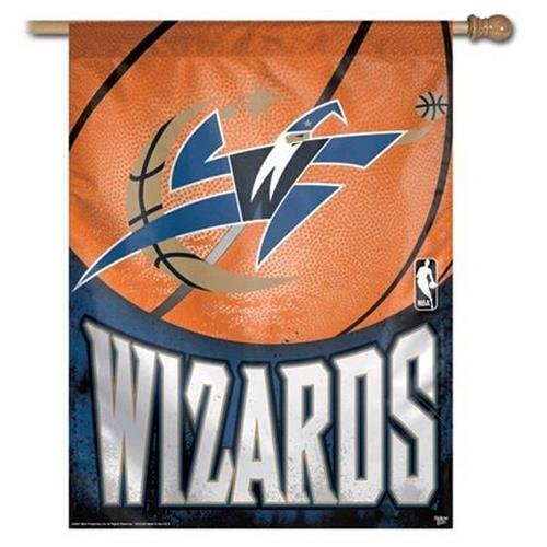 Washington Wizards Banner Vertical