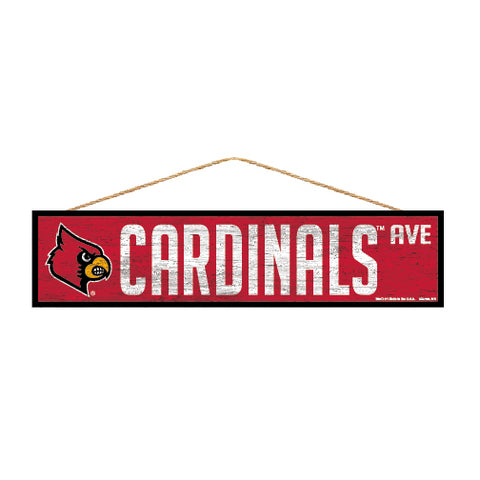 NCAA - Louisville Cardinals - Signs