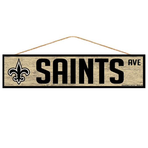 NFL - New Orleans Saints - Signs
