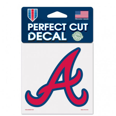 MLB - Atlanta Braves - Decals Stickers Magnets
