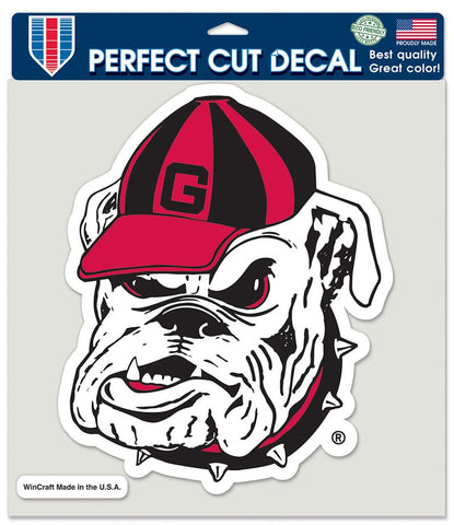 NCAA - Georgia Bulldogs - Decals Stickers Magnets