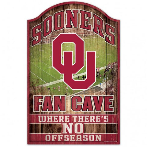 NCAA - Oklahoma Sooners - Signs