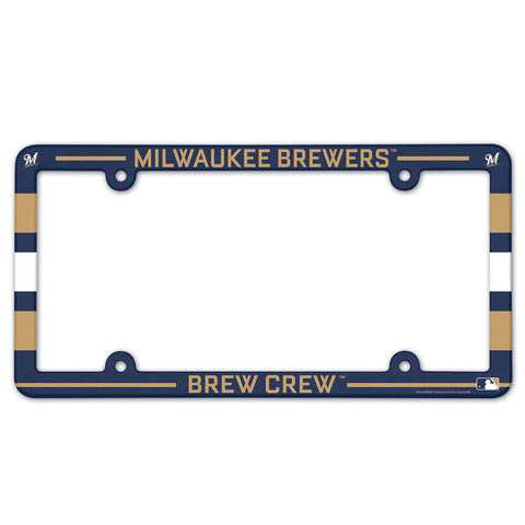 MLB - Milwaukee Brewers - Automotive Accessories