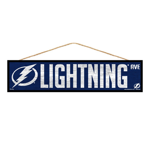 NHL - Tampa Bay Lightning - Signs