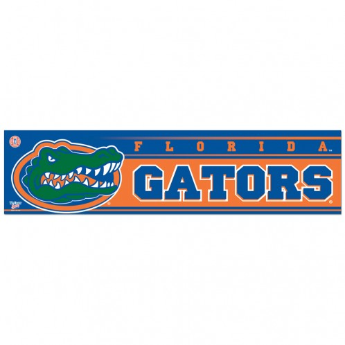 Florida Gators Bumper Sticker