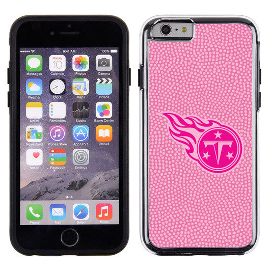 Tennessee Titans Pink NFL Football Pebble Grain Feel IPhone 6 Case -