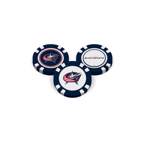 NHL - Columbus Blue Jackets - Golf Items