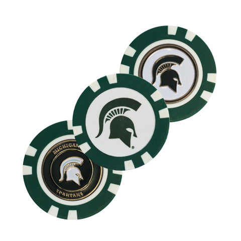 NCAA - Michigan State Spartans - Golf Items