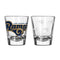 Los Angeles Rams Shot Glass - 2 Pack Satin Etch