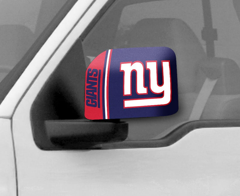 New York Giants Mirror Cover - Large
