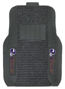 Minnesota Vikings Car Mats Deluxe Set