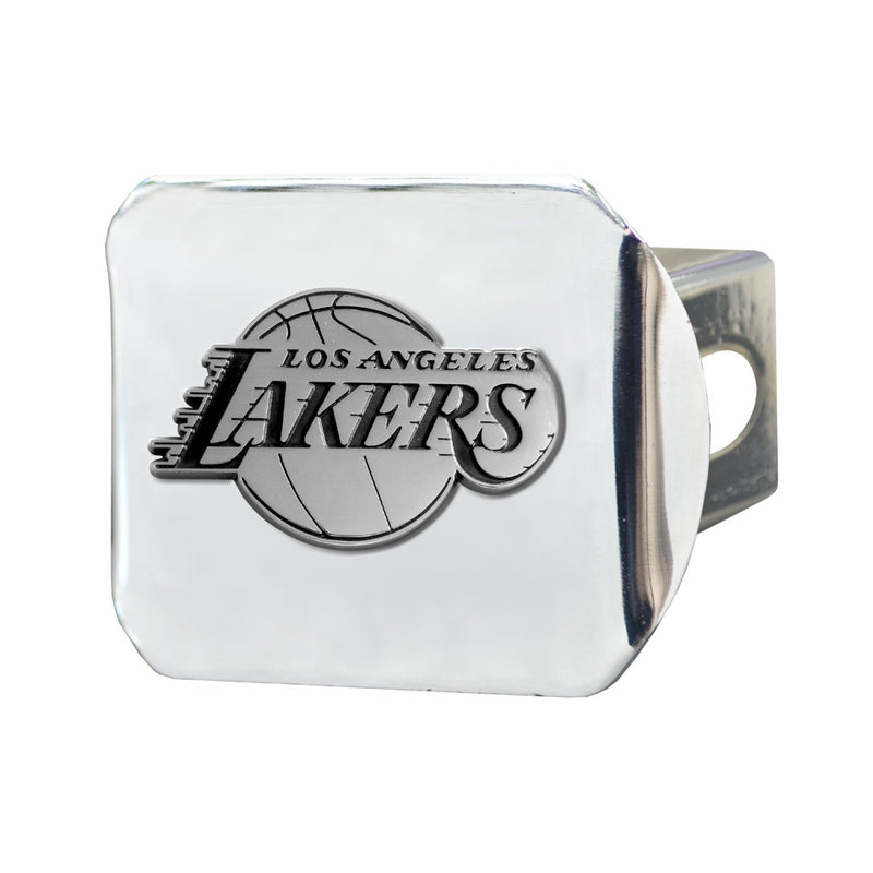 Los Angeles Lakers Trailer Hitch Cover - Special Order