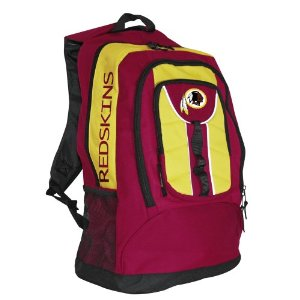 Washington Redskins Backpack Colossus Style Red