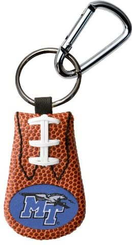 Middle Tennessee State Blue Raiders Keychain Classic Football
