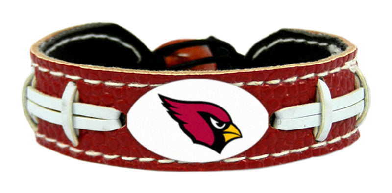 Arizona Cardinals Bracelet Team Color Football