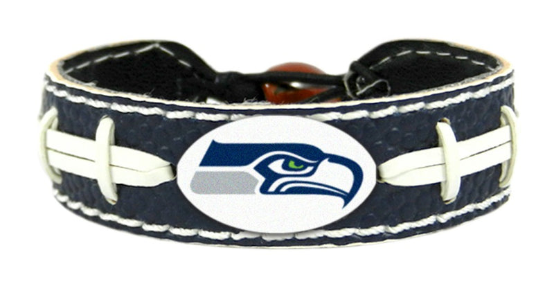 Seattle Seahawks Bracelet Team Color Football
