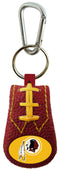 Washington Redskins Keychain Team Color Football