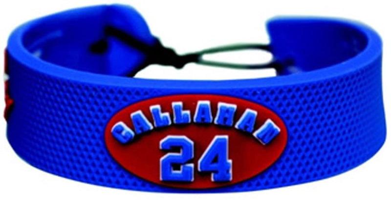 New York Rangers Bracelet Team Color Jersey Ryan Callahan Design
