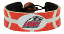 New Mexico Lobos Bracelet Team Color Basketball